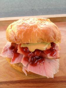 Gourmet Rotisserie Ham Roll