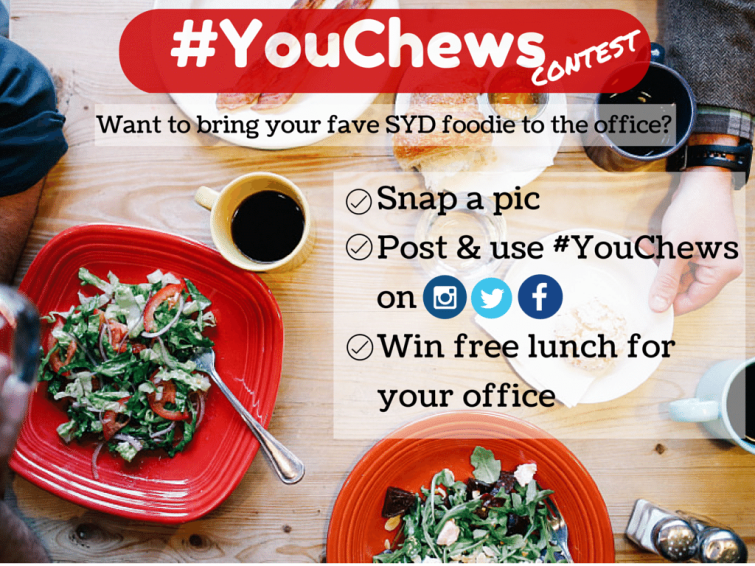 #YouChews our next Food Star!
